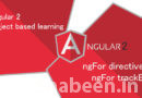 Angular 2 [PART-7 ]  ngFor directive (ngFor)
